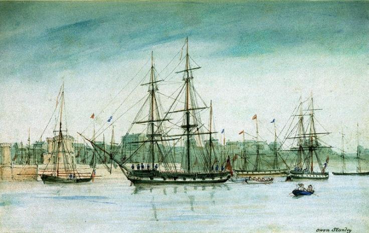 HMS Beagle