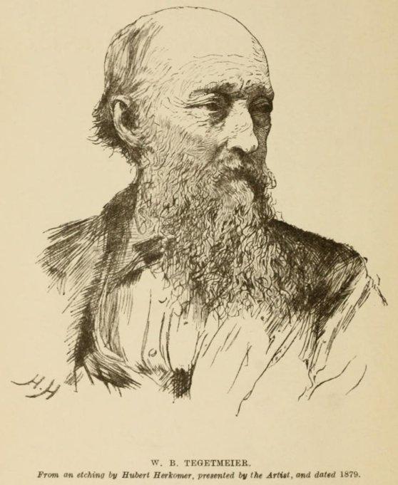 Tegetmeier, 1879.