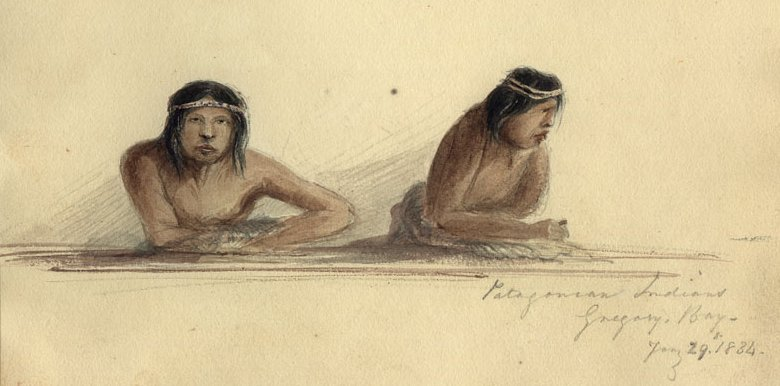 Patagonian Indians