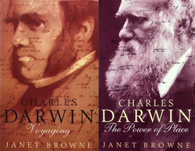 Darwin by Janet Browne