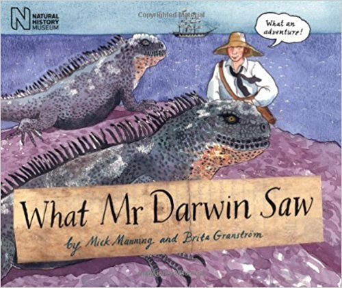 What Mr Darwin Saw cover