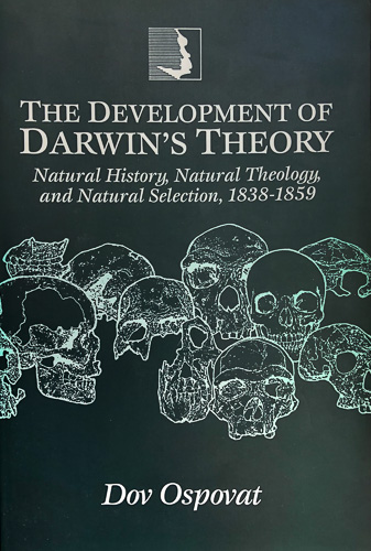 The Development of Darwin's Theory'