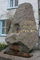 Memorial to Adam Sedgwick, Dent