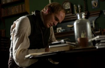 Paul Bettany as Charles Darwin